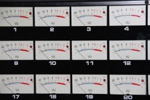 Ponk VU Meter